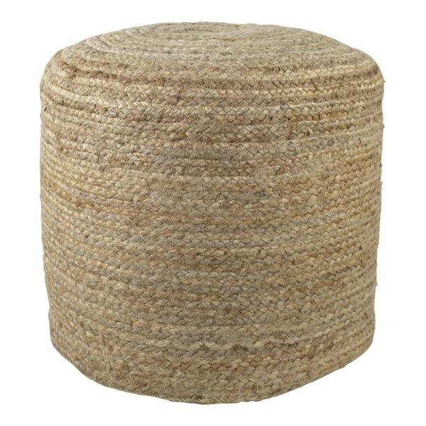 Jute   Colored   Polyester 40x40x35cm Mars & More