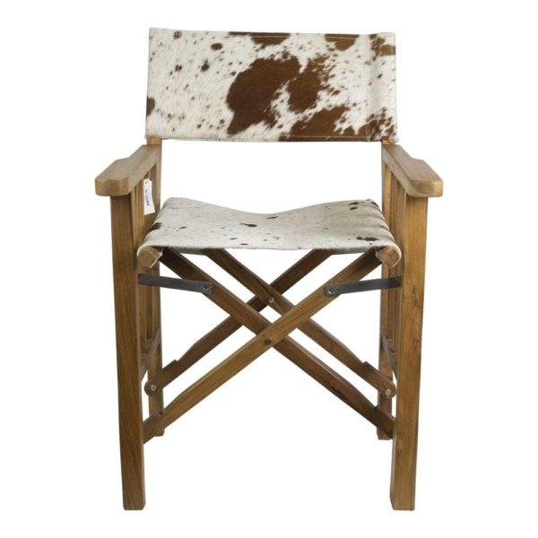Chair Cow  Colored   Leather 58