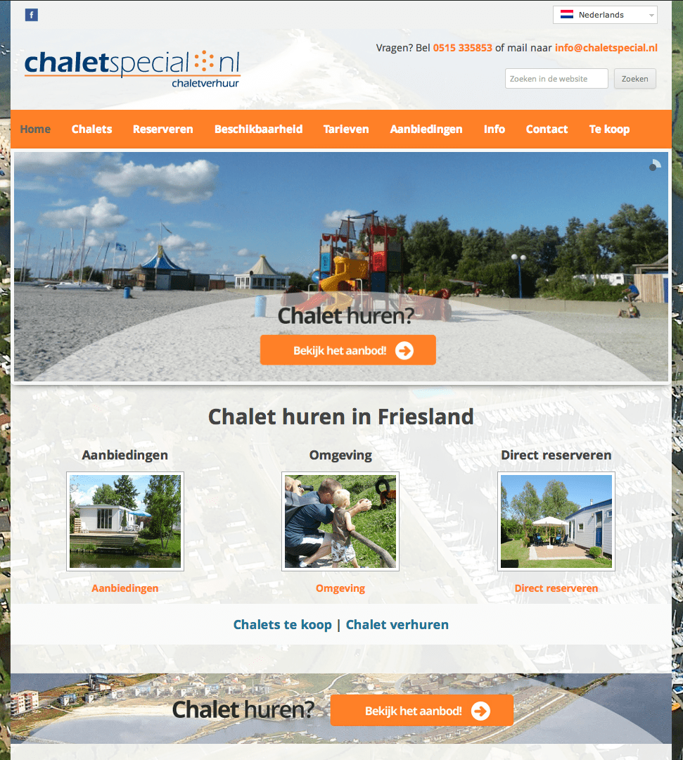 Chaletspecial
