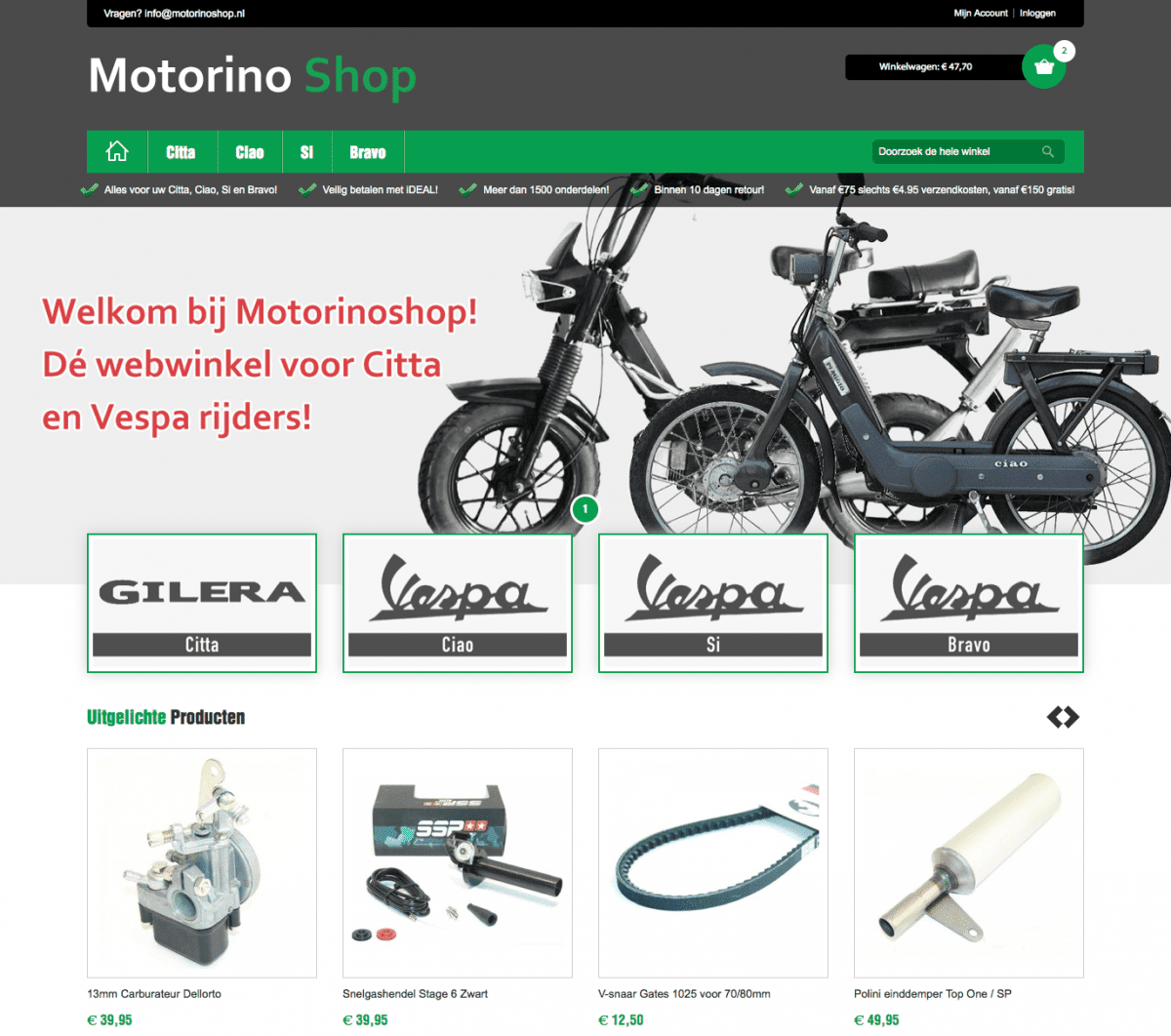 Motorinoshop